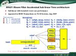 bfast bloom filter accelerated sub linear time architecture