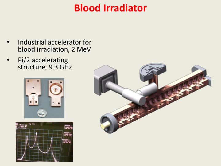 Blood Irradiator