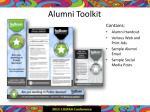 alumni toolkit