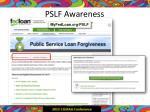 pslf awareness