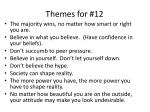 themes for 12
