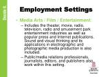 employment settings2