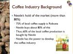 coffee industry background1
