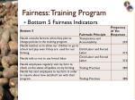 fairness training program1