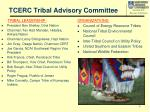 tcerc tribal advisory committee