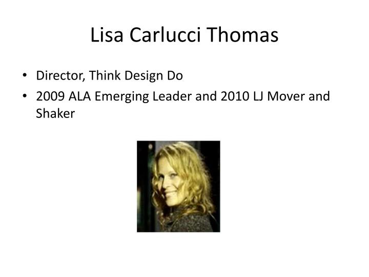 Lisa Carlucci Thomas