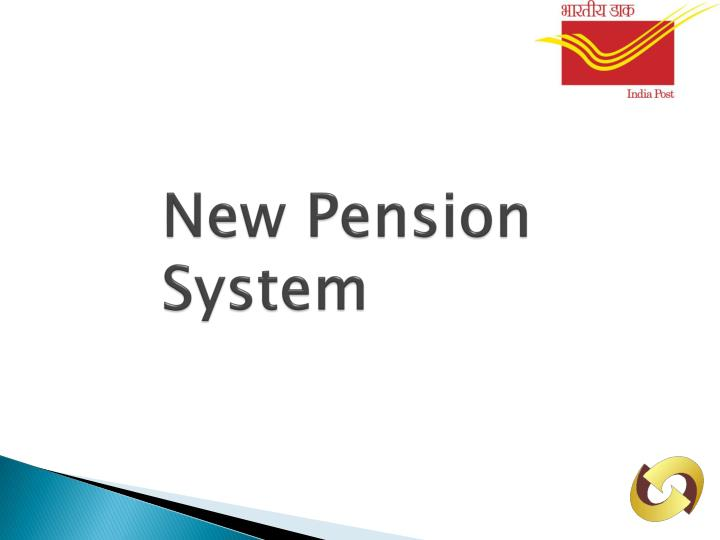 new pension system n.