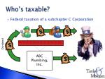 who s taxable1