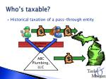 who s taxable5
