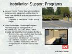 installation support programs1