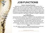 job functions1