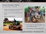 global design teams basic utility vehicle cameroon