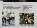 purdue bands
