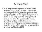 section 2872