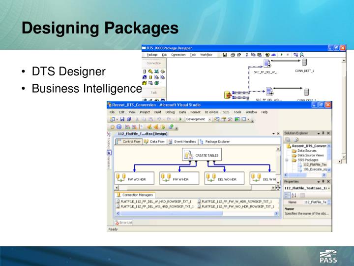 Designing Packages