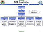 pwc organization
