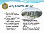why central station