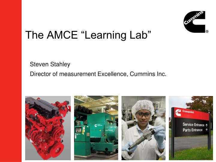 the amce learning lab n.