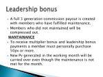 leadership bonus1
