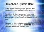 telephone system cont1