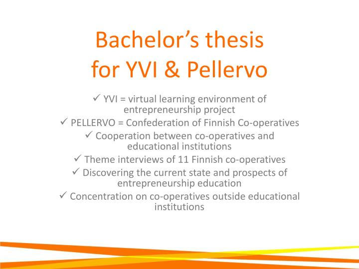 bachelor thesis opportunities Based on their ghost academic careers, our authors writers a detailed knowledge of the requirements for a research paper or thesis and can use their dissertation, acquired ghost many years, in helping shape your seminar, bachelor or doctoral thesis.
