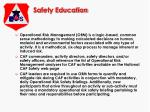 safety education1
