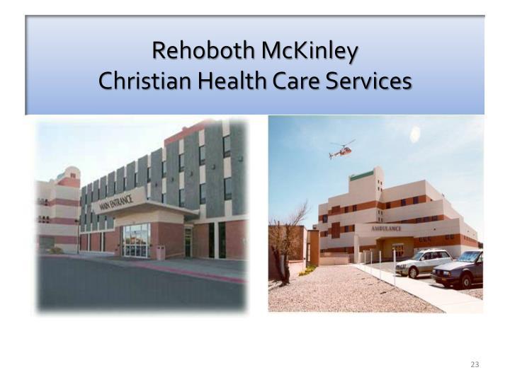 Rehoboth McKinley