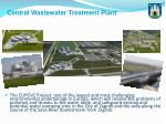 central wastewater treatment plant