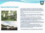 sljeme cable car project