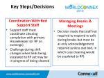key steps decisions1