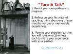 turn talk