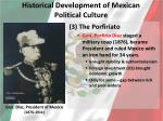 historical development of mexican political culture2