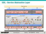 odl service abstraction layer