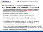 iec 60601 1 a1 fdis verteilt als 62a 805 fdis vom 27 4 2012