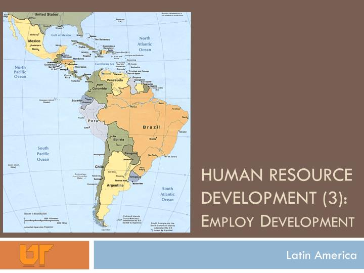 human resource development 3 employ development n.