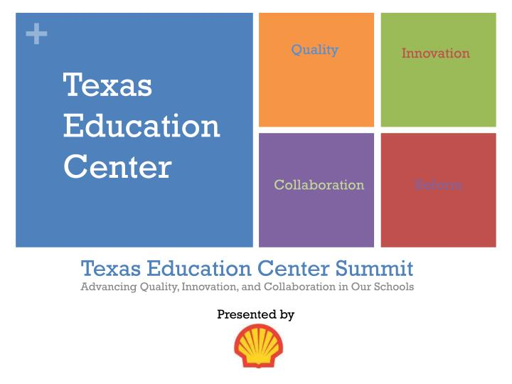 texas education center summit n.