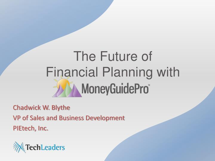 the future of financial planning with n.