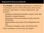 requirements discovery methods1