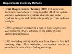 requirements discovery methods2