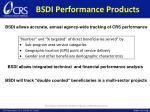 bsdi performance products
