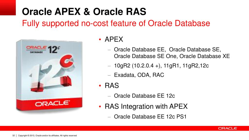 PPT - Oracle Database 12c: Real Application Security for