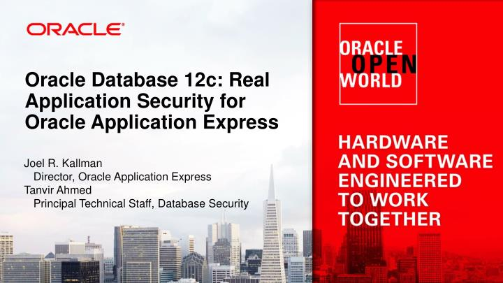 oracle database 12c real application security for oracle application express n.