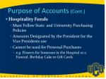 purpose of accounts cont1