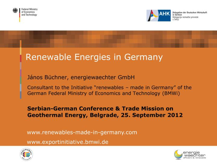 renewable energies in germany n.