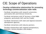 cie scope of operations3