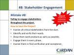 8 stakeholder engagement1