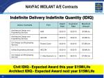 navfac midlant a e contracts