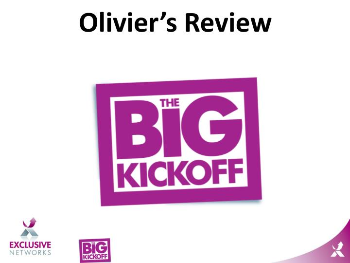 olivier s review n.
