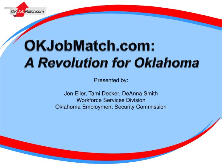 Oklahoma employment commission