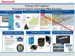 putting it all together honeywell hughes integrated pbn solutions